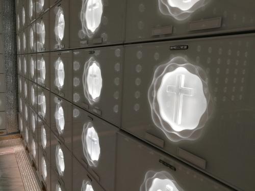 Columbarium Niche