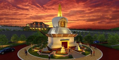 Klang - Stupa